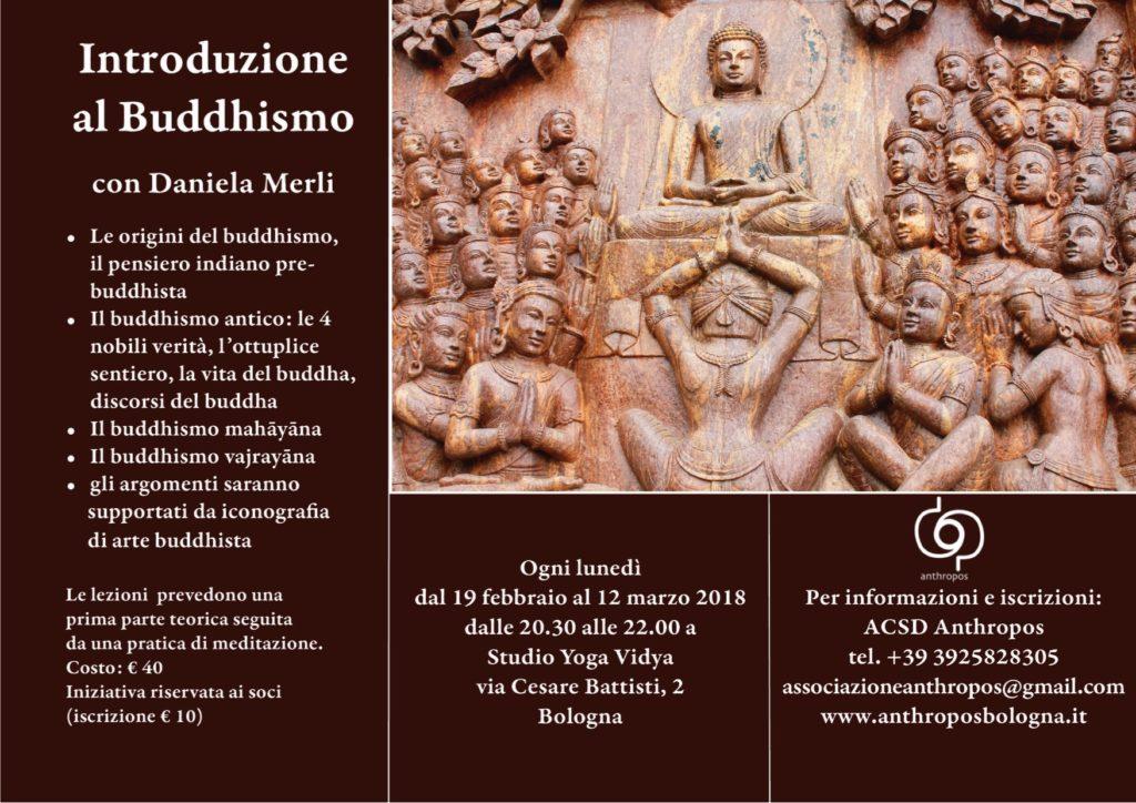 Introduzione al Buddhismo e pratica di meditazione